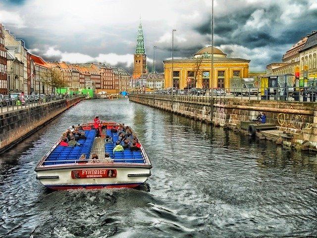 Reisen in Dänemark