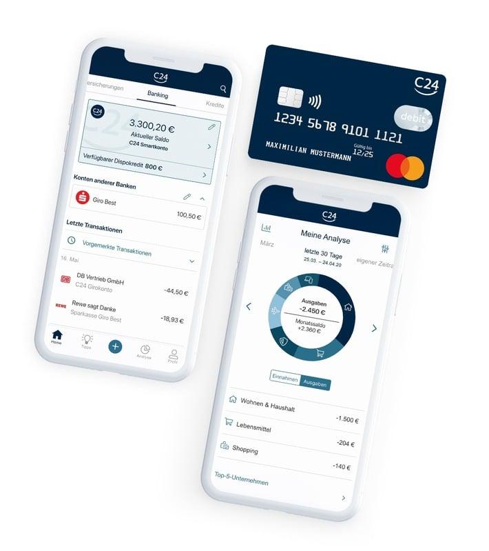 C24 Bank Erfahrungen