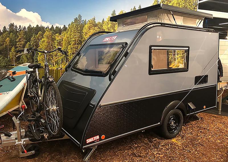 Tchibo Mini-Wohnwagen
