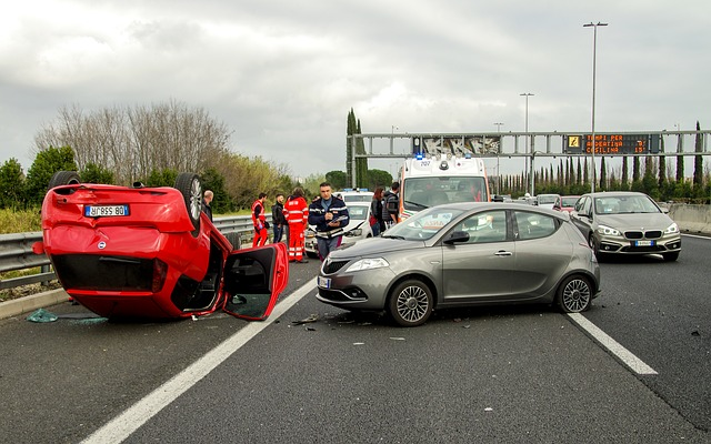 Unfall im Ausland