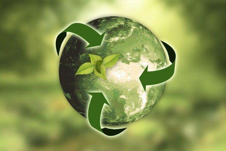 Die drei Säulen der Nachhaltigkeit